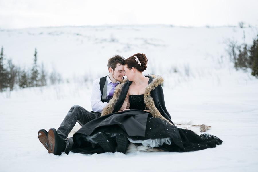 Bröllopsfotograf Yohanna Mårtensson, Bröllop Storhogna, Vemdalen