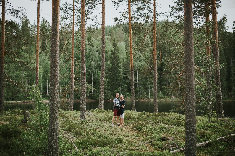 Fotograf Yohanna Mårtensson Bröllopsfotograf Hälsingland Alfta