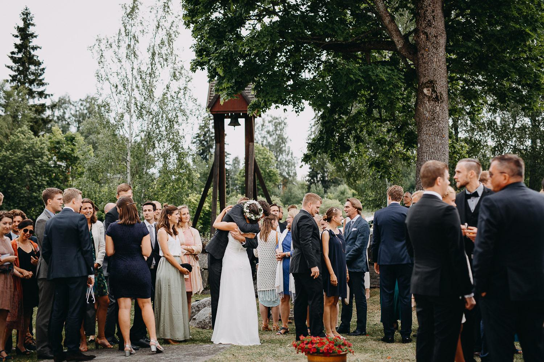 Bröllop Enångers gamla Kyrka