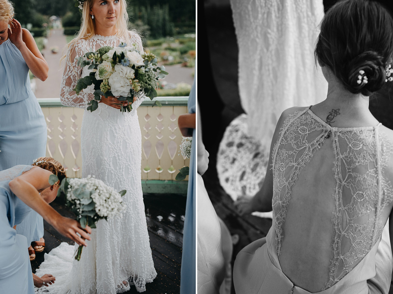 Lantligt Järvsöbröllop Fotograf Yohanna Mårtensson