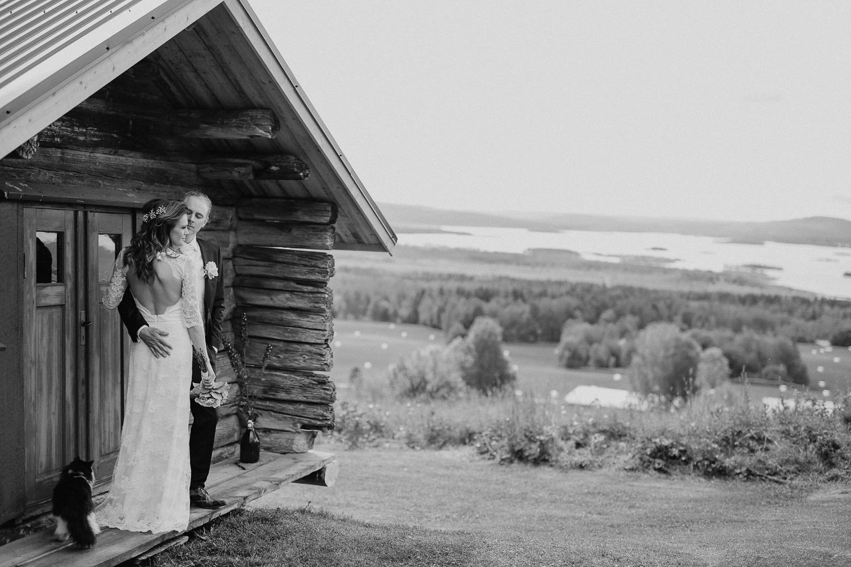 Bröllop Sveg Härjedalen Bröllopsfotografering Jämtland Bröllopsfotograf Yohanna Mårtensson