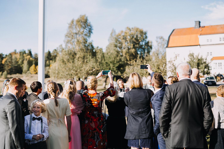 Bröllop Vingåker Båsenberga Bröllopsfotograf Yohanna Mårtensson