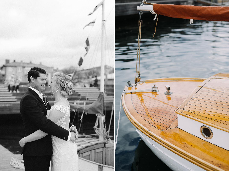 Bröllop Köpmanberget Sångartemplet Hudiksvall Bröllopsfotograf Yohanna Mårtensson