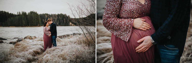 Gravidfotograf Ljusdal Gravidfotografering Fotograf Yohanna Mårtensson