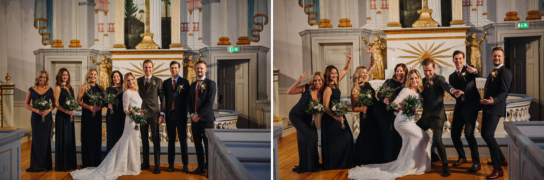 Vinterbröllop Tännaskröket Bröllopsfotograf Yohanna Mårtensson Fotograf Härjedalen Jämtland