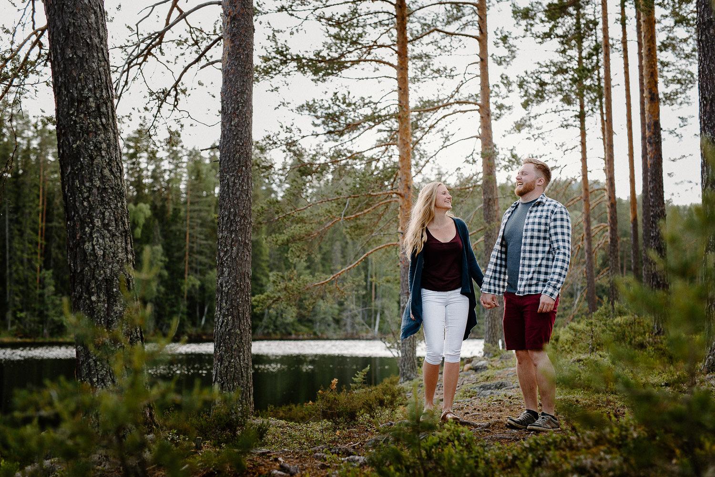 Parfotografering, Fotograf Yohanna Mårtensson, Fotograf Hälsingland, Kärleksfoto