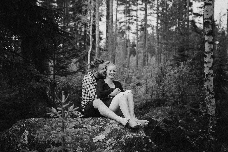 Fotograf Hälsingland Parfotografering, Fotograf Yohanna Mårtensson, Kärleksfoto