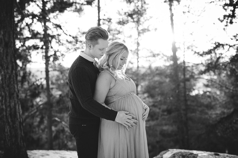 Gravidfotografering Kolsvedja Ljusdal Fotograf Yohanna Martensson
