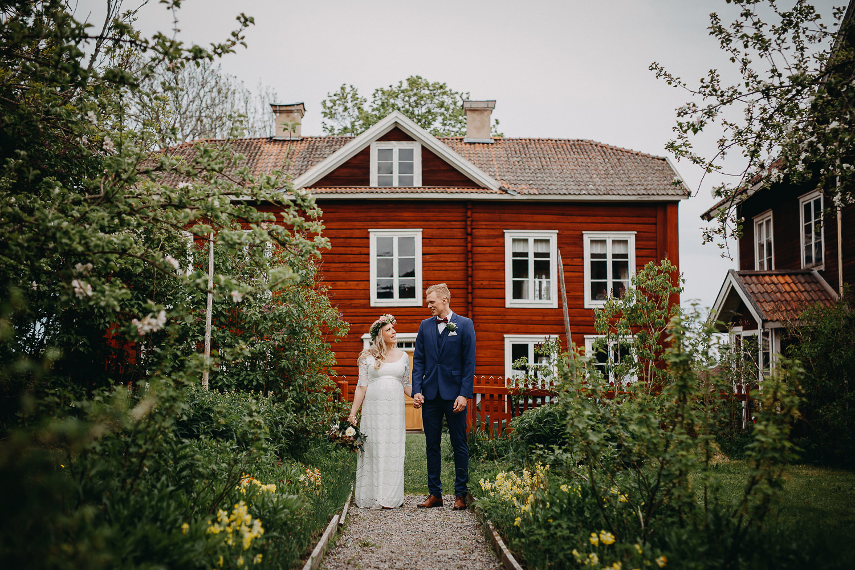 Hälsingebröllop Söderhamn Fotograf Yohanna Mårtensson
