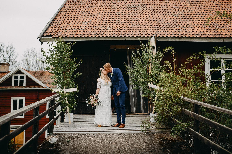 Bröllopsfotograf Söderhamn Bröllopsfotograf Yohanna Mårtensson