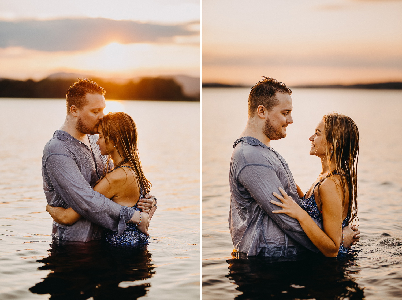 Kärleksfotografering Ljusdal Fotograf Yohanna Mårtensson Fotograf Hälsingland